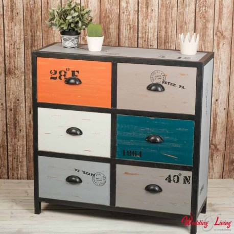living style kommode living style vintage kommode 79 99. Black Bedroom Furniture Sets. Home Design Ideas